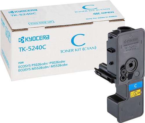 Kyocera TK-5240 Toner Cyaan Main Image