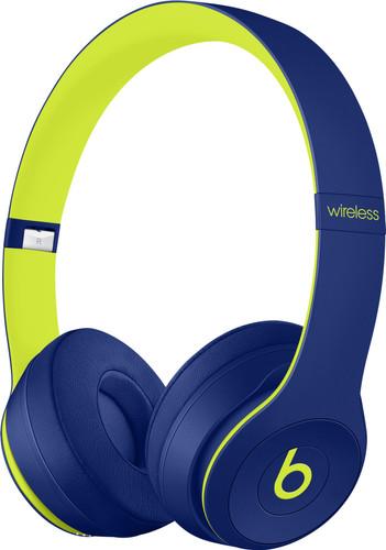 Beats Solo3 Wireless Pop Indigo Main Image