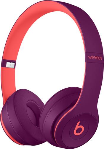 Beats Solo3 Wireless Pop Magenta Main Image