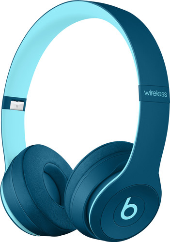 Beats Solo3 Wireless Pop Blue Main Image