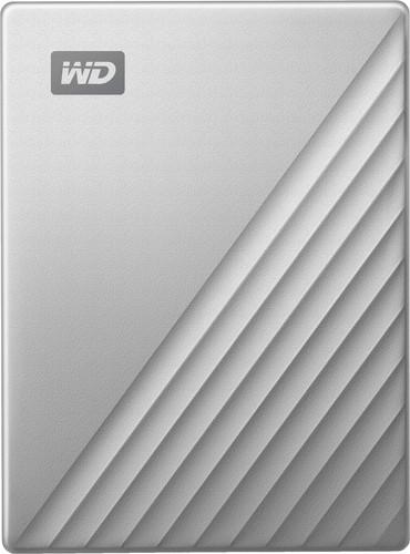 WD My Passport Ultra 1TB Silver Main Image