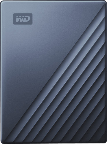WD My Passport Ultra 4TB Blue Main Image
