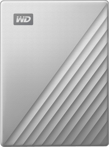 WD My Passport Ultra 4TB Silver Main Image
