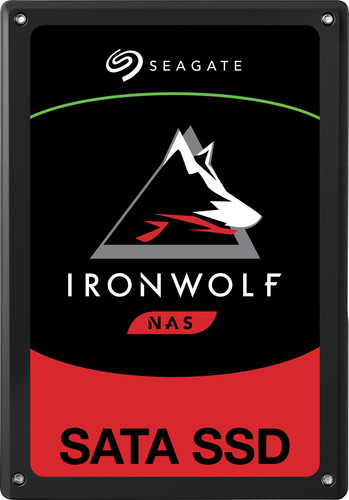Seagate IronWolf 110 SSD 3840GB Main Image