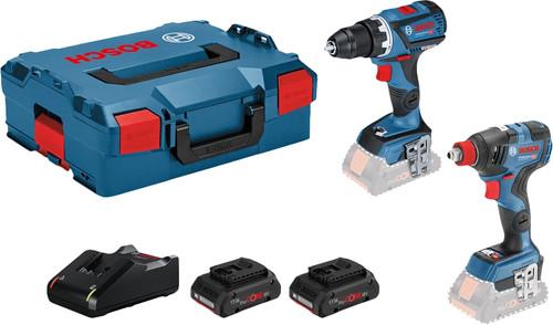 Bosch GSR 18V-60 C + GDX 18V-200 C Combi Set Main Image