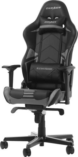 DXRacer RACING PRO Gaming Chair Zwart/Grijs Main Image