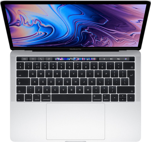 Apple MacBook Pro 13-inch Touch Bar (2019) MUHQ2N/A Silver Main Image
