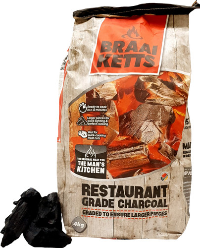 Braai Ketts Acacia 4 kg Main Image