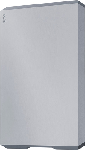 LaCie Mobile Drive USB-C Space Grey 2TB Main Image