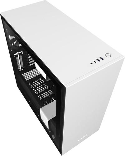NZXT H710 i White/Black Main Image