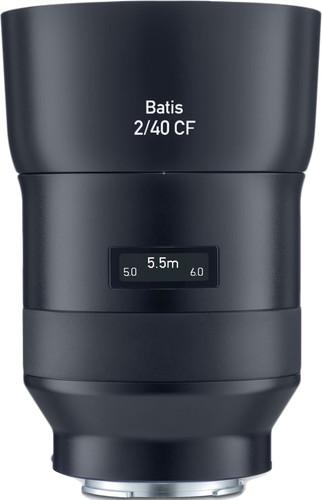 ZEISS Batis 40mm f/2.0 CF Sony FE Main Image
