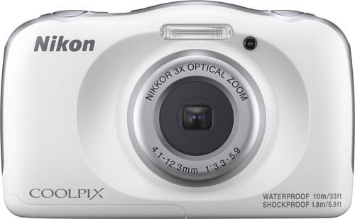 Nikon Coolpix W150 White Main Image