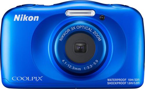 Nikon Coolpix W150 Blauw Main Image