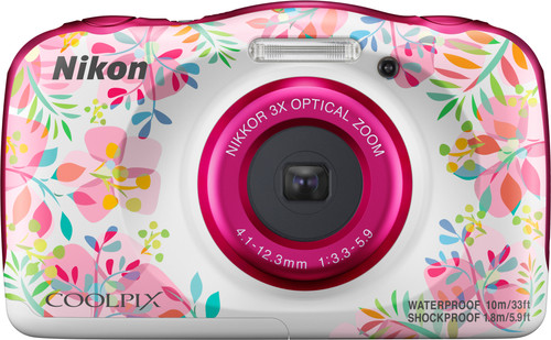 Nikon Coolpix W150 Flower Main Image