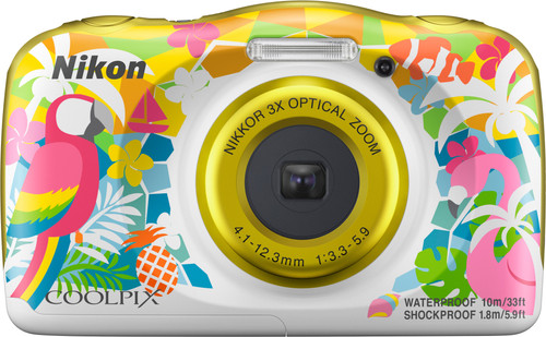 Nikon Coolpix W150 Resort Main Image