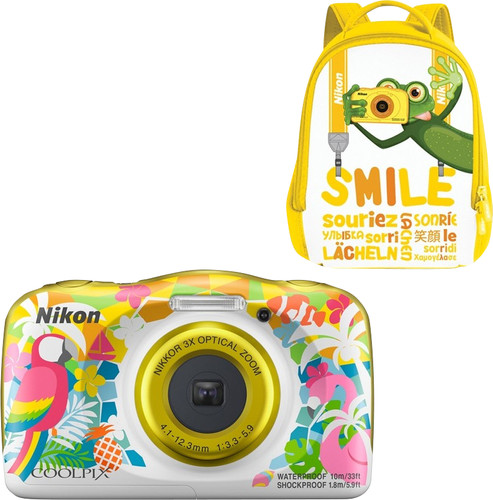 Nikon Coolpix W150 Backpack Kit Resort Main Image