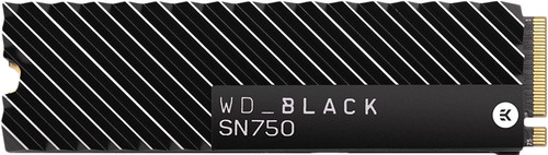 WD Black SN750 500GB (Plus Heatsink) Main Image