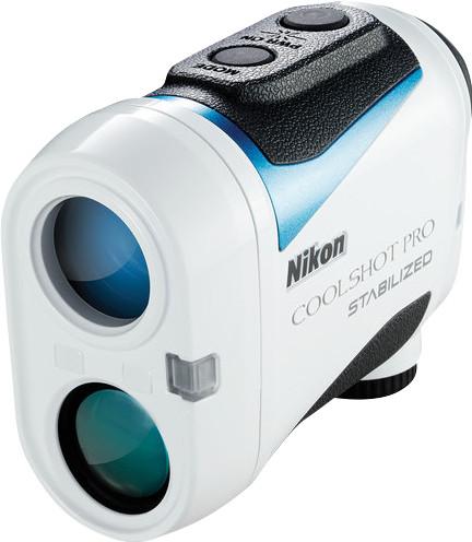Nikon COOLSHOT Pro Stabilized Laser Rangefinder Main Image