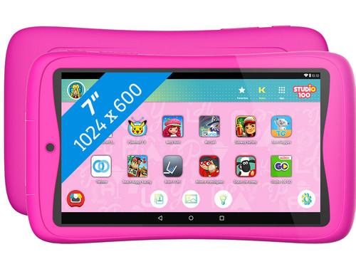 Kurio Tab Connect Studio 100 7 inches 16GB WiFi Pink Main Image
