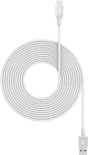 Mophie Usb A naar Usb C Kabel 3m Wit Main Image