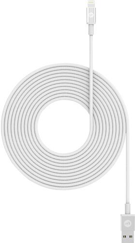 Mophie Usb A naar Lightning Kabel 3m Wit Main Image