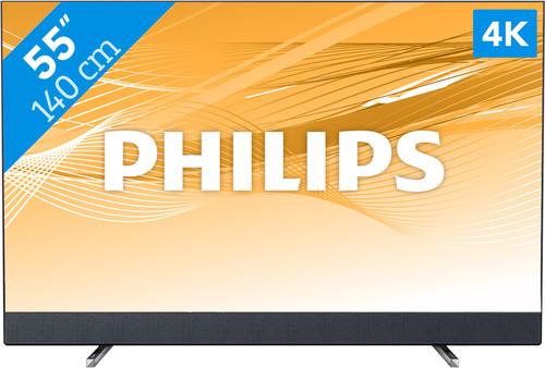 Philips 55PUS8804 - Ambilight Main Image