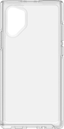 Otterbox Symmetry Clear Samsung Galaxy Note 10 Plus Back Cover Transparant Main Image