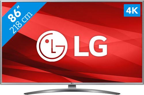 LG 86UM7600PLB Main Image