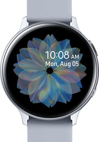 Samsung Galaxy Watch Active2 Silver 44mm Aluminum Main Image