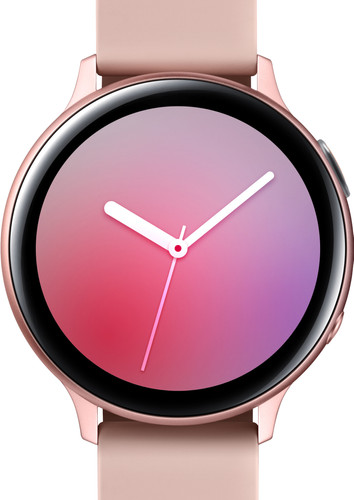 Samsung Galaxy Watch Active2 Rose Gold 40mm Aluminum Main Image