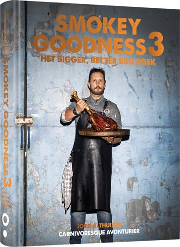 Smokey Goodness 3 - Het Bigger, Better BBQ Boek Main Image