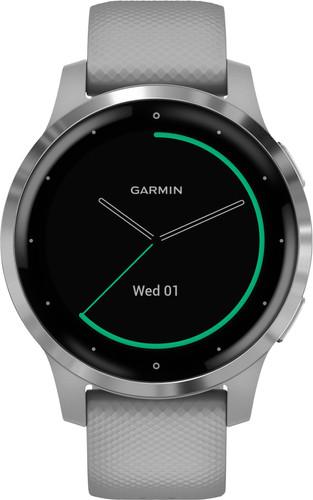Garmin Vivoactive 4S Silver/Gray 40mm Main Image