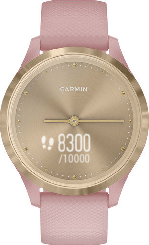 Garmin Vivomove 3S Sport - Gold/Pink - 39mm Main Image