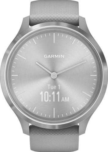 Garmin Vivomove 3 Sport - Zilver/Grijs - 44 mm Main Image