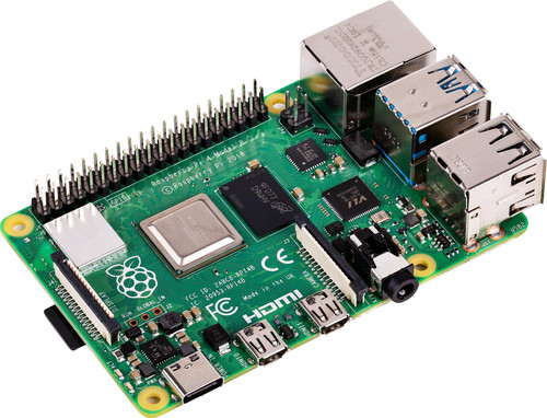 Raspberry Pi 4 Model B 4GB Main Image