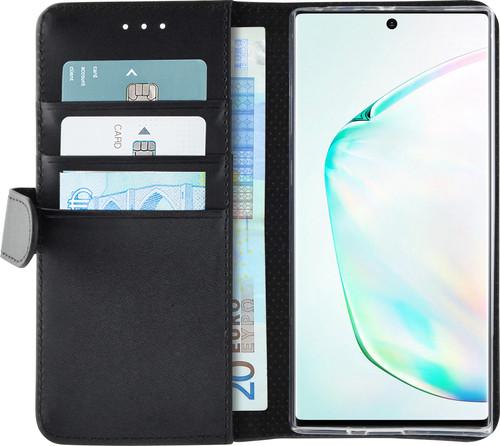 Azuri Wallet Samsung Galaxy Note 10 Book Case Zwart Main Image