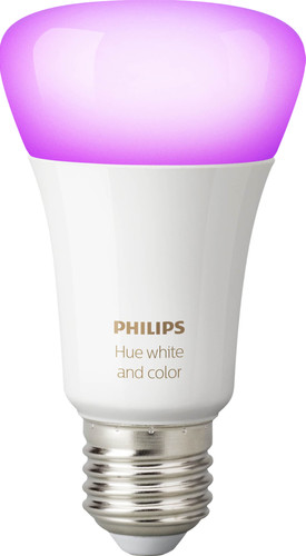 Philips Hue White and Color E27 Losse Lamp Bluetooth Main Image