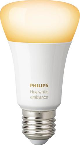 Philips Hue White Ambiance E27 Losse Lamp Bluetooth Main Image