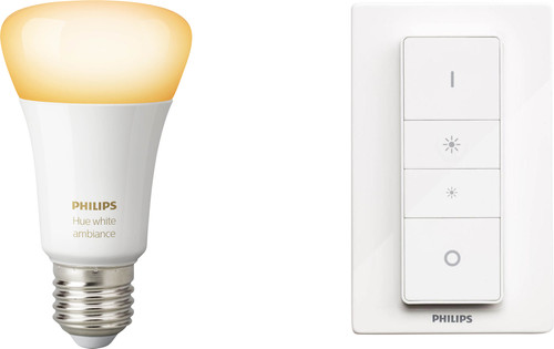Philips Hue White Ambiance Wireless Dimmer Set Bluetooth Main Image