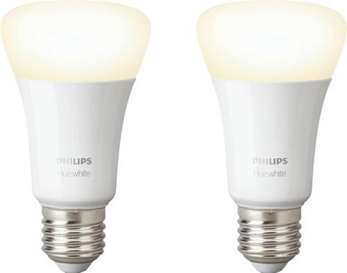 Philips Hue White E27 Bluetooth Duo Pack Main Image