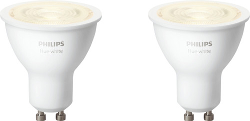 Philips Hue White GU10 Bluetooth Duo Pack Main Image
