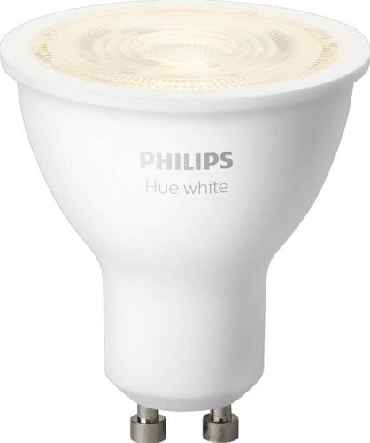 Philips Hue White GU10 Separate Spot Light Bluetooth Main Image