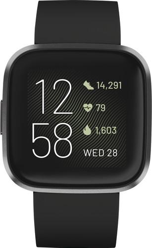 Fitbit Versa 2 Zwart Main Image