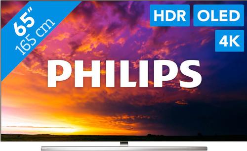 Philips 65OLED854 - Ambilight Main Image
