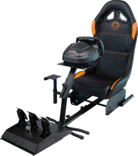 Qware Race Seat - orange Main Image