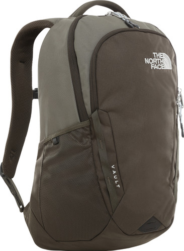 "The North Face Vault 15"" New Taupe Green Combo 28L Main Image"