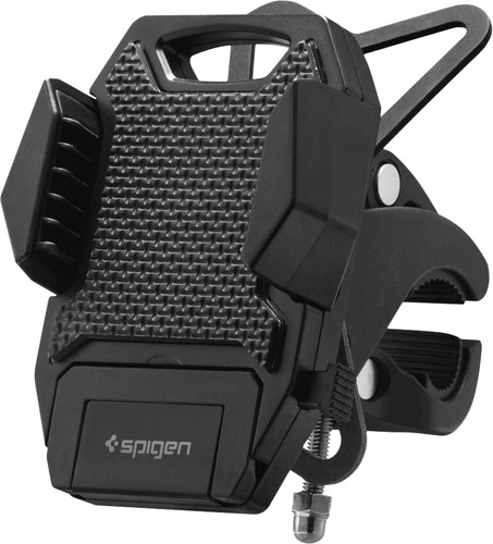 Spigen Universal Bicycle Holder Black Main Image