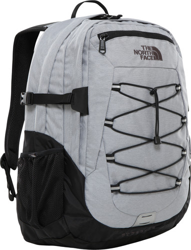 The North Face Borealis Classic 15 inches Mid Grey Heather/TNF Black 29L Main Image