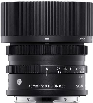 Sigma 45mm f/2.8 DG DN Contemporary Sony E Main Image