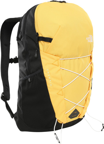 """The North Face Cryptic 15"""" TNF Yellow/TNF Black 23L Main Image"""
